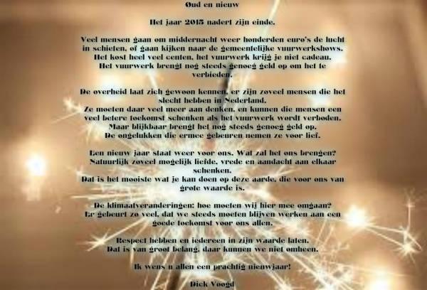 1001 gedichten amp gedichtjes gedicht oud en nieuw door
